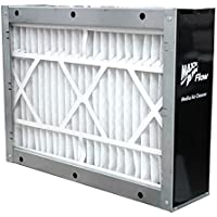 MaxxAir AF25205 Flow Whole House Air Cleaner, 25 x 20 x 5