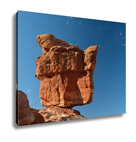 Ashley Canvas, Balanced Rock Garden Of The Gods Colorado Springs, 24x30