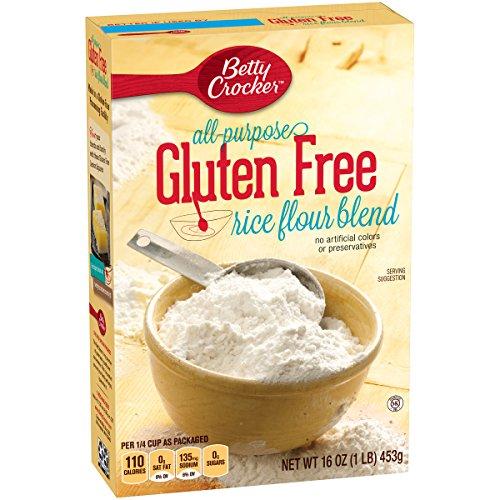 Gold Medal Gluten Free Rice Flour Blend Flour 1.0 lb (Gluten Free Rice Flour)
