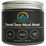 Dead-Sea-Mud-Mask for Acne-Treatment, Face-Mask Anti-Aging and Anti-Wrinkle (250g/8.8oz)