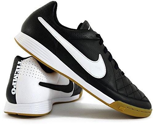 Nike Tiempo Genio TF Herren Fußballschuhe bianco/nero indoor