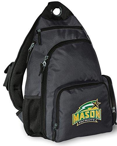 (George Mason University Backpack Cross Body GMU Sling)