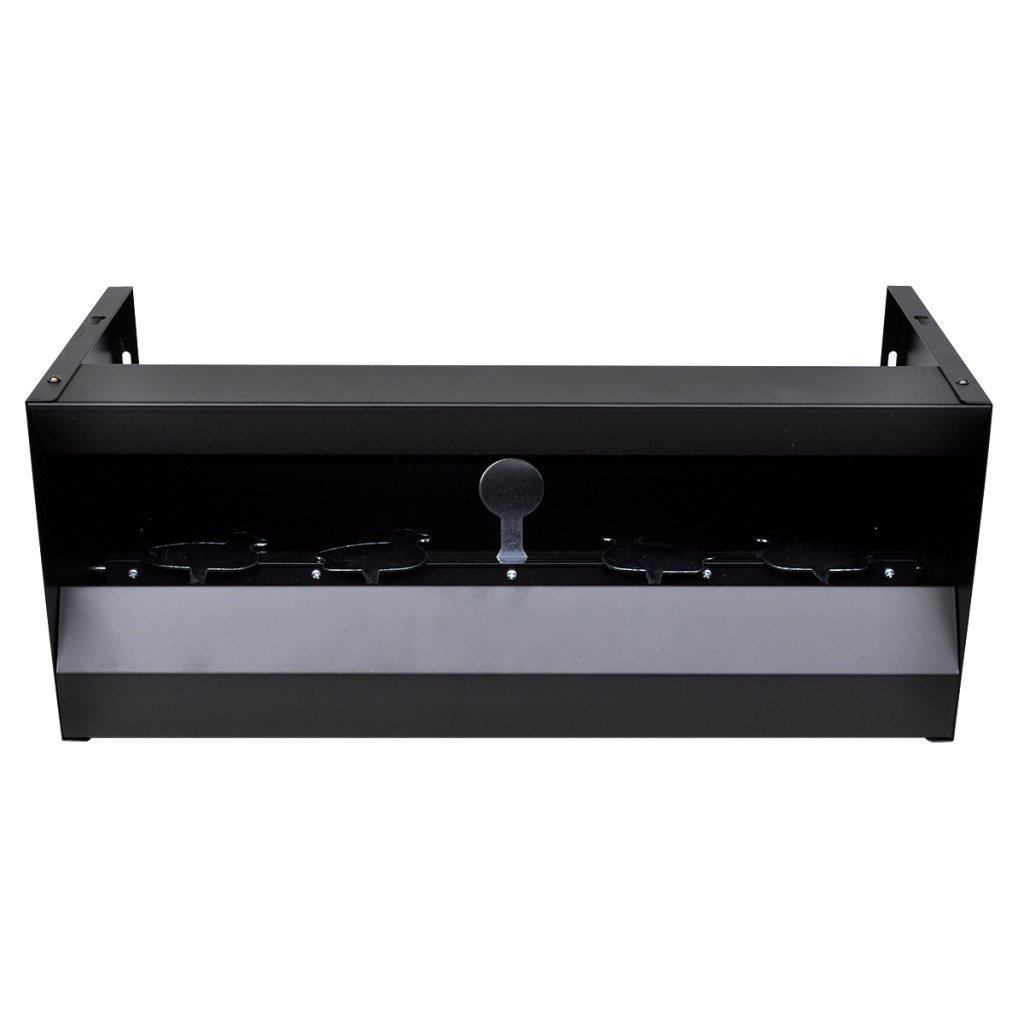 49x22x20 cm 1 Blancos para Larga Distancia con Forma de Patos Festnight Tiro Magnetico DE 4 Material de Acero