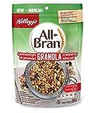 Kellogg's All-Bran Granola, Cranberry Almond, 300g