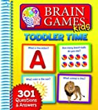 Brain Games for Kids: Toddler Time