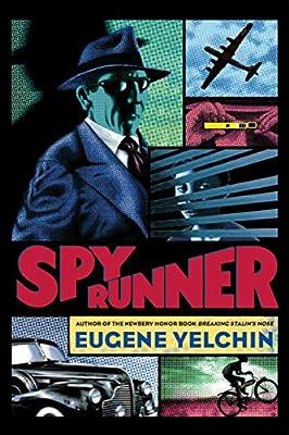 Image result for spy runner eugene yelchin