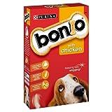 Bonio Dog Biscuits Chicken, 650 g - Pack of 5