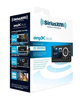 Siriusxm Sxpl1v1 Onyx Plus Satellite Radio With Vehicle Kit With Free 3 Months Satellite & Streaming Service 6