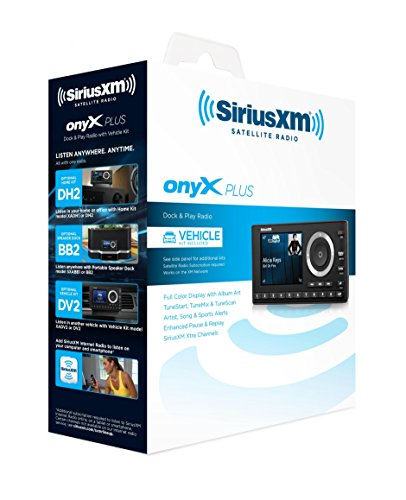 SiriusXM SXPL1V1 Onyx Plus Satellite Radio with Vehicle Kit with Free 3 Months Satellite and Streaming Service by SiriusXM (Image #6)