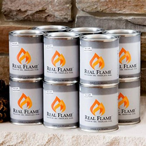Real Flame Gel Fuel 13 oz cans 16pk 2116
