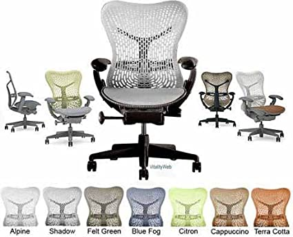 amazon com mirra chair herman miller deluxe fully highly adjustable