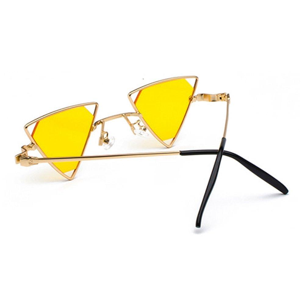 Description du produit. Lunettes de soleil triangle rétro hippie classiques 5a8eff9fa5af