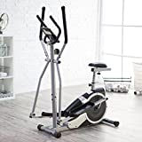 Body Champ BRM2780 Magnetic Cardio Dual Trainer For Sale