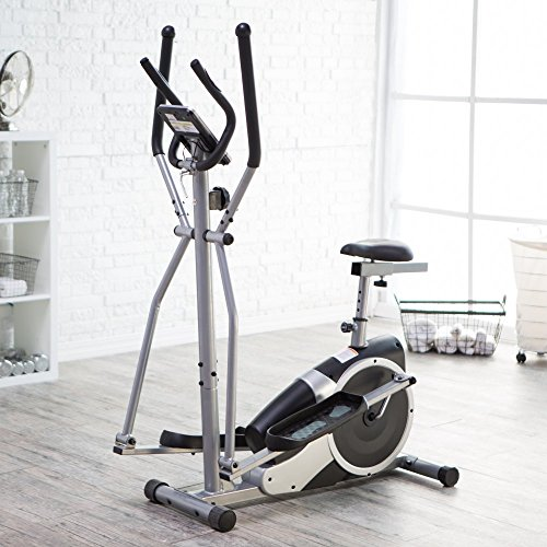 Body Champ BRM2780 Magnetic Cardio Dual Trainer