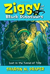 Lost in the Tunnel of Time: 2 (Ziggy and the Black Dinosaurs (Aladdin Paperback))
