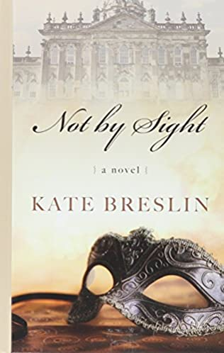 book cover of Not By Sight