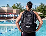 Athletico Swim Backpack - Swim Bag with Wet & Dry