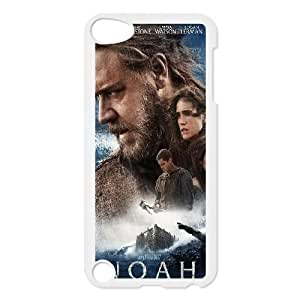 Durable Hard cover Customized TPU case Noah Poster iPod Touch 5 Case White