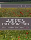The First World War Roll of Honour, M. Dale, 1500647713
