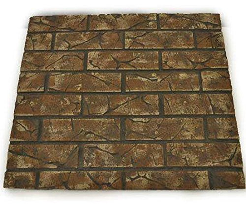 Decorative Brick Panels (Hearth Products Controls HPC El Dorado Decorative Firebrick Panel (FBP2219-El-Dor))