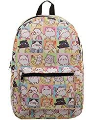 Bioworld Bananya Tile Cat Sublimated Backpack