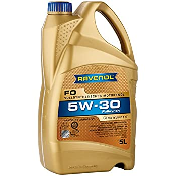 ravenol j1a1544 sae 5w 30 motor oil fo full. Black Bedroom Furniture Sets. Home Design Ideas