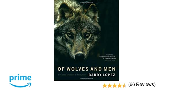 of wolves and men book
