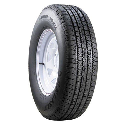 Carlisle Radial Trail RH Trailer Tire - ST205/75R15 D 8 PLY