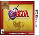 Best 3DS Games - Nintendo Selects: The Legend of Zelda Ocarina of Review