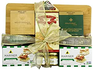 Gift Basket Village Board of Directors Cheese & Sausage Gift