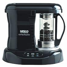 Nesco CR-1010-PRP 800-Watt Professional Coffee Bean Roaster, Black