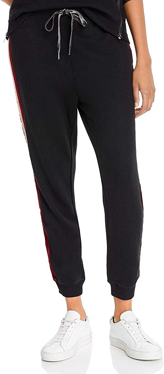 Rails Womens Dealing full price reduction Black Striped Great interest Cuffed Active XS Pants Wear Size