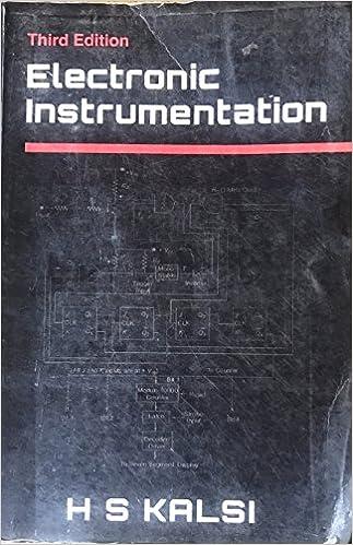 ELECTRONICS INSTRUMENTATION KALSI PDF