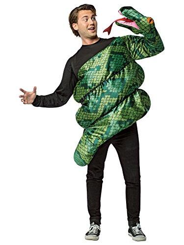 Rasta Imposta Anaconda Costume Adult Standard Green -