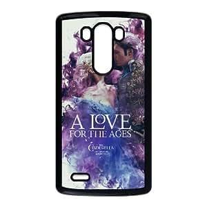 Lg G3 Case Black Cinderella Cell Phone Case Cover I7C2LX