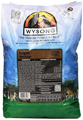 Wysong Epigen Venison Canine/Feline Diet - Dog/Cat Food - 5 Pound Bag