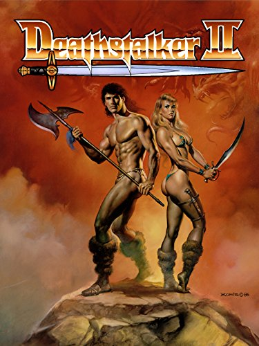 Deathstalker II (Roger Cormans Cult Classics Sword And Sorcery Collection)