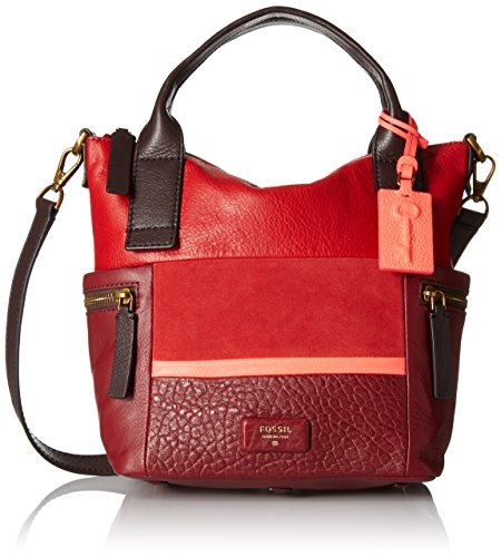 Fossil Emerson Medium Satchel Multi product image