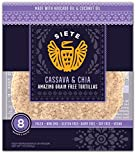 Siete Cassava & Chia Amazing Grain Free Tortillas, 7 oz For Sale