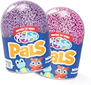 Educational Insights Playfoam Pals Wild Friends 2-Pack | Non-Toxic, Never Dries Out | Sensory, Shaping Fun, Ar