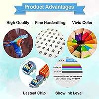 Abcs Printing Compatible para Epson 18 18XL Cartuchos de Tinta ...