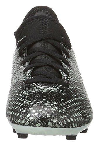 adidas X 16.3 Fg, Botas de Fútbol Unisex Niños Varios Colores (Vapour Green/core Black/core Black)