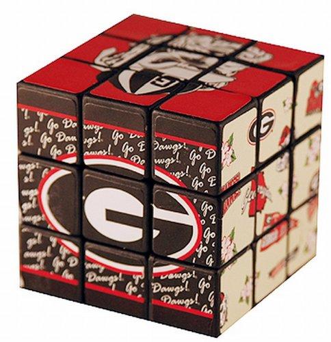 NCAA Georgia Bulldogs Toy Puzzle ()
