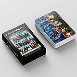 NCT 2020 lomo card nct 2020 RESONANCE Pt.2 lomo
