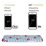 iPhone 6 Case, iPhone 6s Case,VIVIBIN Flamingo