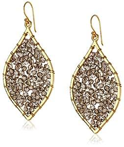Panacea FH Marquise Crystal Earrings