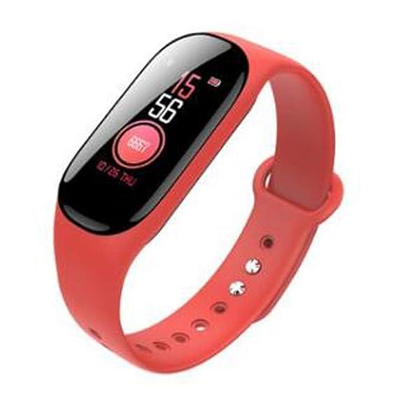 Reloj Inteligente A Prueba De Agua A Color/Monitorización De La Salud/Recordatorio Inteligente