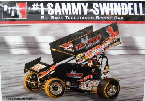Sammy Swindell Big Game Treestand Sprint (Big Treestands)