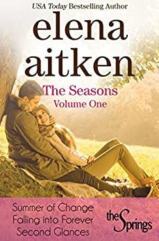 The Seasons: Volume One: The Springs Box Set: Vol. 1 by [Aitken, Elena]
