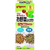 ピジョン 赤ちゃんのお野菜ふりかけ いわし、海藻 (1.7g×6袋)×5個